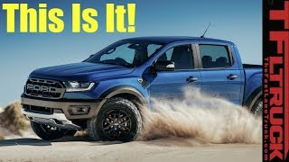 Breaking News! Everything There Is To Know About the new Ford Ranger Raptor