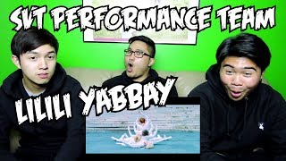 SEVENTEEN PERFORMANCE TEAM LILILI YABBAY MV REACTION FUNNY FANBOYS