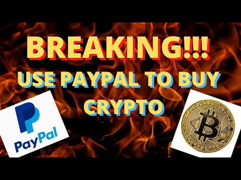 BREAKING!!! PAYPAL INTEGRATES WITH BITFLYER CRYPTO EXCHANGE!! BUY BITCOIN WITH PAYPAL NOW!