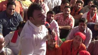 Kanhaiya Mittal !  11# Jaagran Shri Bala Ji ! April - 2017 !