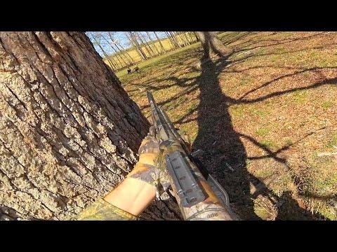 POV Eastern Wild Turkey Hunt - Plinkster Outdoors