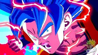 DRAGON BALL FighterZ - All NEW Character Transformations & Ultimate Attacks DEMO
