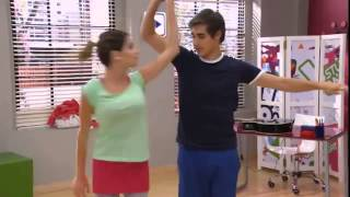 Violetta 2 - El Ensayo De Violetta Y Leon