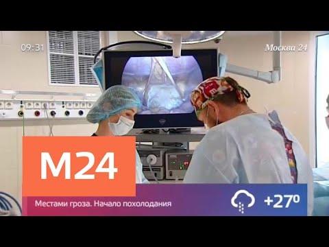 Более 2,5 тысячи операций сделали в Морозовской больнице за 1,5 года - Москва 24