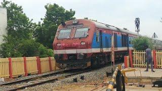 Beautiful DEMU Train of Indian Railways