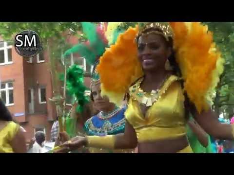 Strongfeeling - Zomer Carnaval Rotterdam 2016