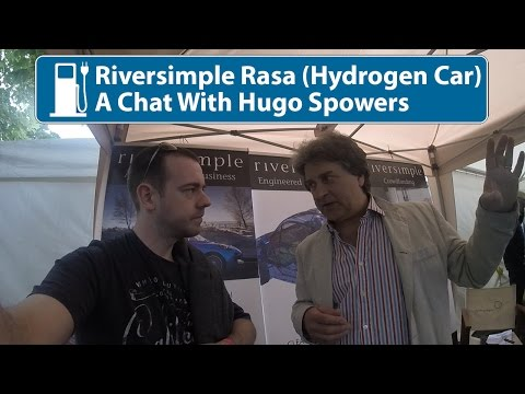 Riversimple Rasa - A Chat With Hugo Spowers - (Goodwood FOS16)