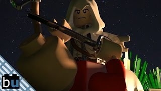 LEGO Assassin's Creed Animation