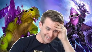 (Hearthstone) Galvadon is The One