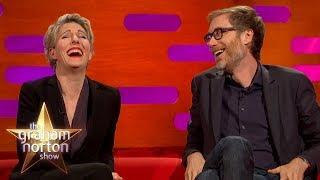 Stephen Merchant & Tamsin Greig Swap Vomit Stories | The Graham Norton Show