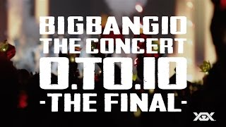 BIGBANG10 THE CONCERT : 0.TO.10 -THE FINAL- (TEASER SPOT)
