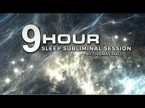 Let Go of Your Guilt & Forgive Yourself - (9 Hour) Sleep Subliminal Session - By Thomas Hall