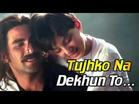 Tujhko Na Dekhun To Sad Song Ringtone    Jaanwar    Sad Ringtones