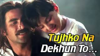 Tujhko na dekhun to sad song ringtone || Jaanwar || Sad ringtones