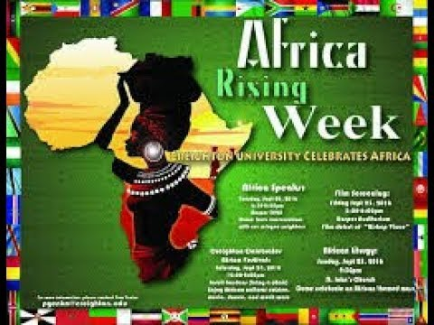 Africa Rising V3.2 with Keidi