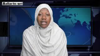 Mali : L'actualité du jour en Bambara Jeudi 09 Janvier 2020