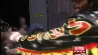 'Macho Man' Randy Savage dies in crash