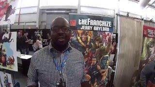 Blerd Content and Talks with Comic Book Creators