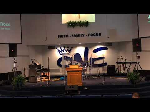 Liberty Baptist Church 40th Anniversary Celebration