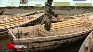 Специальный репортаж. Летняя путина на острове Чкалова