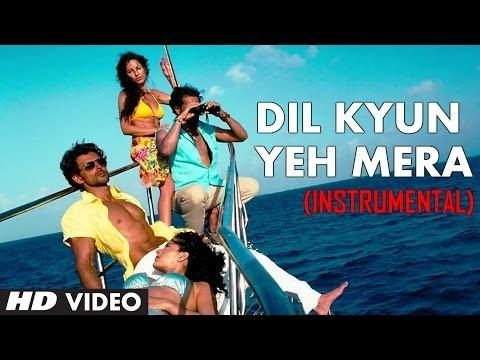 Kites: Dil Kyun Yeh Mera Song Instrumental (Hawaiian Guitar) | Hrithik Roshan, Barbara Mori