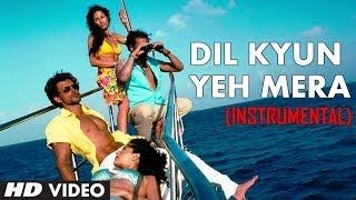 Gambar cover Kites: Dil Kyun Yeh Mera Song Instrumental (Hawaiian Guitar) | Hrithik Roshan, Barbara Mori