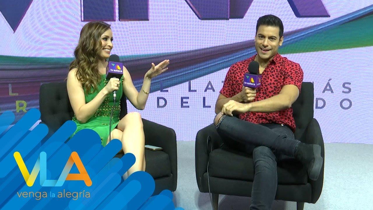 ¡Carlos Rivera cumplió uno de sus más grandes sueños al cantar en Viña del Mar!