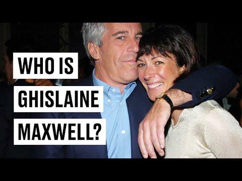 Who is Ghislaine Maxwell?