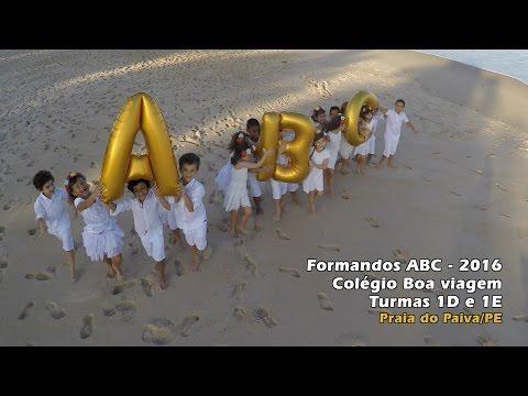 Formatura ABC - 2016