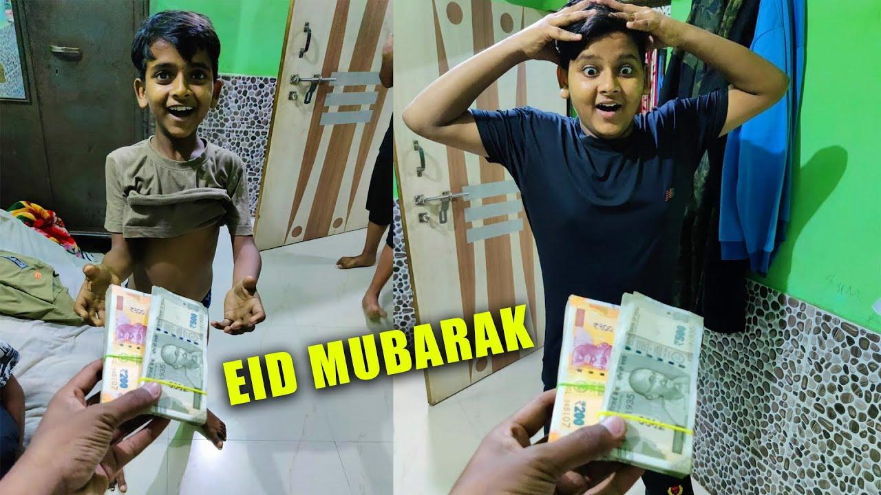 1 Lakh ki Eidi 😳 Eid Celebration 😍