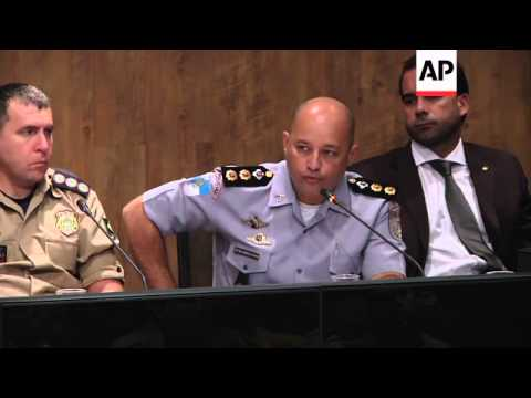 Authorities discuss security preps ahead of the World Cup games
