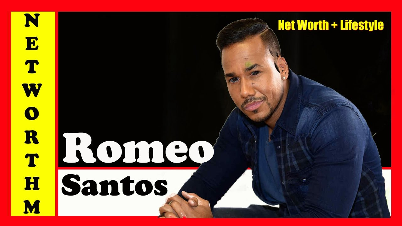 Anthony Romeo Santos Net Worth 2017 | Cars, House ...