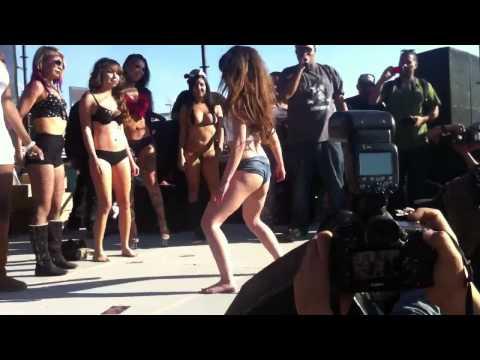 Salinas STREETLOW Bikini Contest 2013