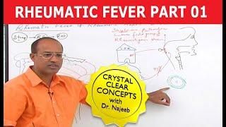 Rheumatic Fever & Heart Disease - Part 1/7