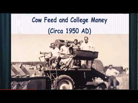 Dr T Colin Campbell Discusses Food Inc - The China Study - Healing Cancer Naturally