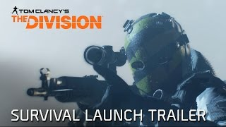 Tom Clancy's The Division – Expansion 2 – Survival Launch Trailer [UK]