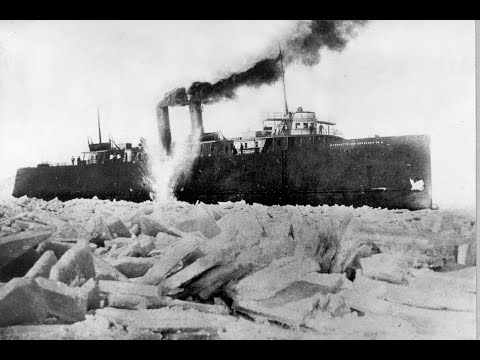 Where is the wreck of the Marquette & Bessemer No. 2?