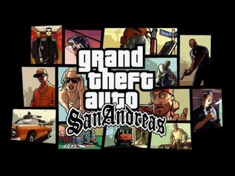Grand Theft Auto: San Andareas - 1