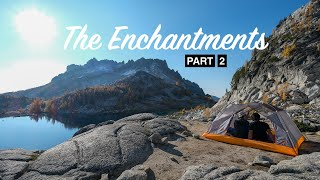 BEST Backcountry Camping iฑ Washington | Enchantments Part 2