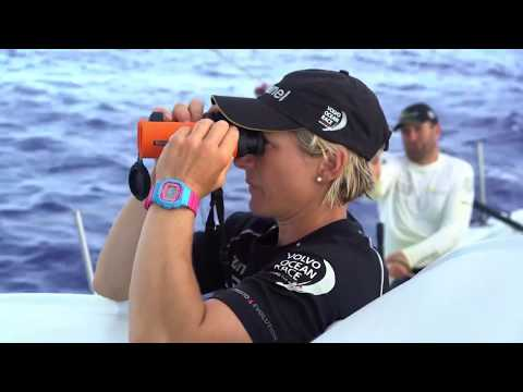Volvo Ocean Race 2017-18: VNR, 11 Jan - Vestas 11th Hour Racing leads towards equator