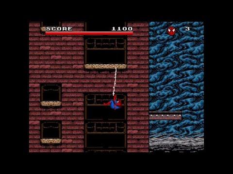 Spider - Man and X-Men: Arcade's Revenge ... (Sega Genesis)