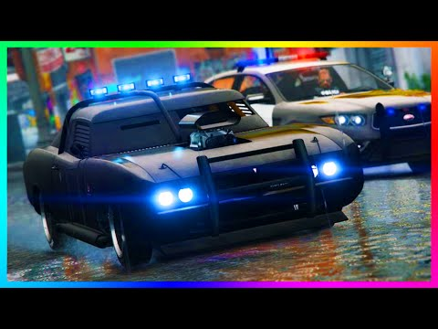 Top 5 Cars Missing From GTA Online That Should Be Added From GTA 5 Story Mode! (GTA V)