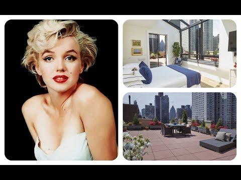 ★ Step Inside Marilyn Monroe's Glamorous New York Home | HD