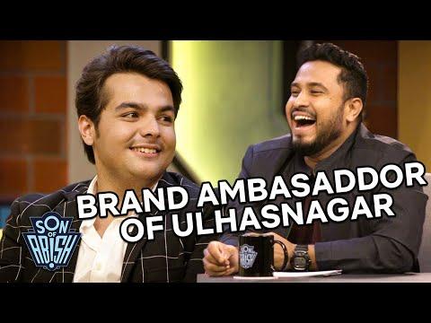 Brand Ambassador Of Ulhasnagar | Ashish Chanchlani
