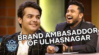 Brand Ambassador Of Ulhasnagar   Ashish Chanchlani