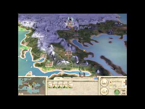 Rome Total War campaign (Brutii part 5) Summer is here