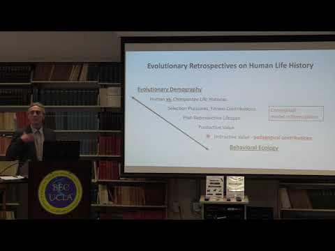 Evolutionary Retrospectives On The Human Life History Trajectory