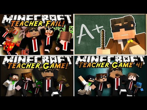BEST OF TEACHER! w/ SkyDoesMinecraft