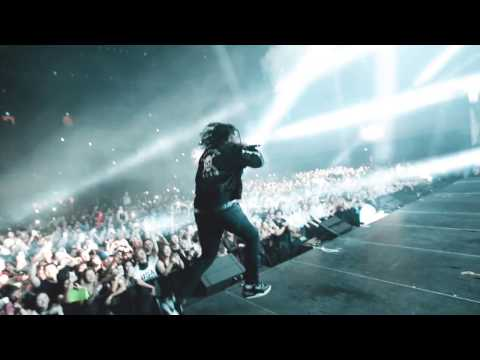 """Jauz brings out IAMSU! to perform """"Dogs"""" live at the Bill Graham Civic Auditorium in San Francisco"""