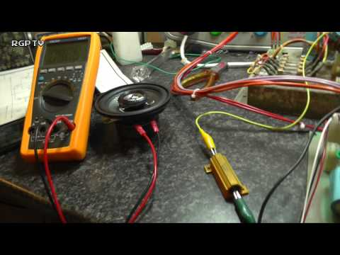 Atari Power Supply and AR2 For The Newbies   Bench Tests